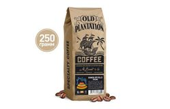 Old Plantation – Specialty Coffee «Uganda Sipi Falls Organic» кофе в зернах 250г